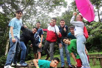 190 jóvenes participarán en Campamentos de Ciencia y Tecnología