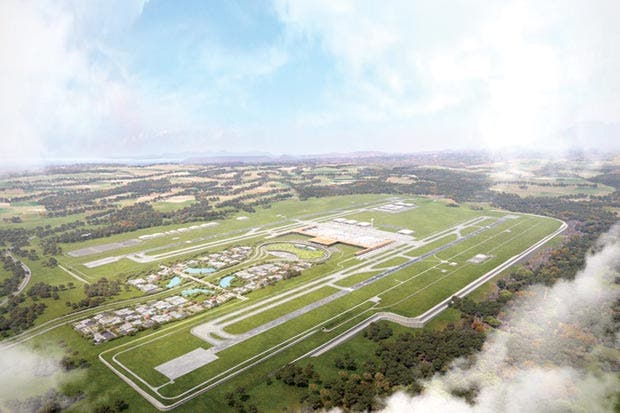 Aeropuerto de Orotina enfrenta largo camino