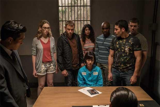 """Netflix cancela """"Sense 8"""" tras dos temporadas"""