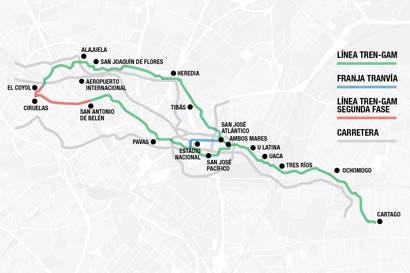 Tren-GAM creará oportunidades empresariales