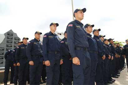 Policías tendrán ocho días de vacaciones adicionales a ordinarias