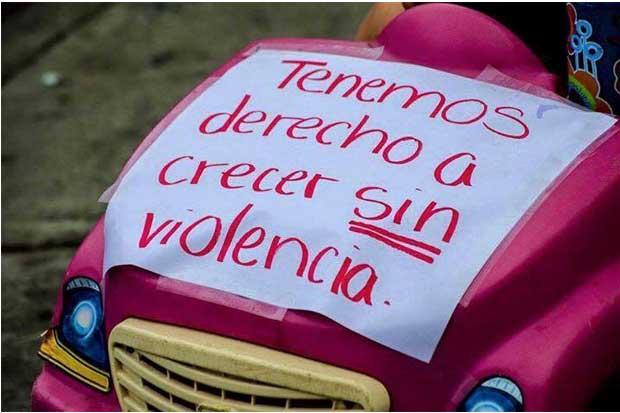 Defensoría pide acciones concretas contra violencia infantil