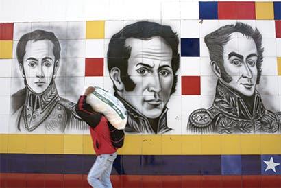 Apuestas a un impago de Venezuela suben en medio de turbulencia
