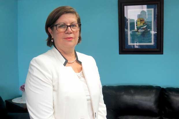 Tesorera nacional será nueva viceministra de Egresos