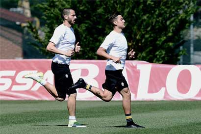 Juventus y Real Madrid: líderes en la cancha y en ingresos