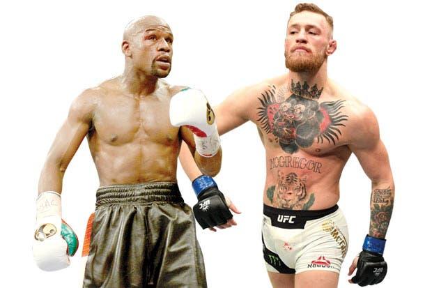 McGregor-Mayweather dejaría al boxeo en K.O.