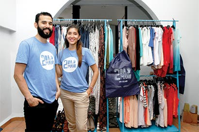 Emprendimiento social ayuda a amas de casa a generar ingresos