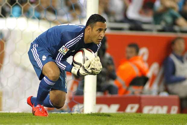 Dani Alves calienta la final de la Champions League