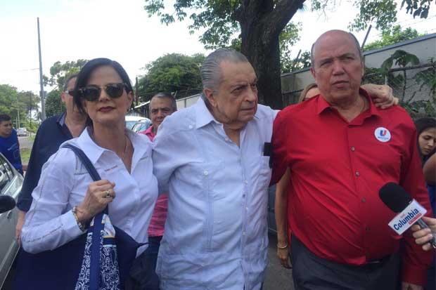 Expresidente Abel Pacheco destaca a Ortiz por su visión social