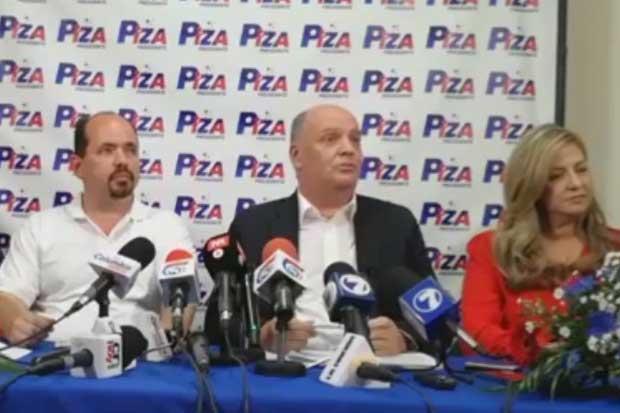 Rodolfo Piza repetirá como candidato del PUSC