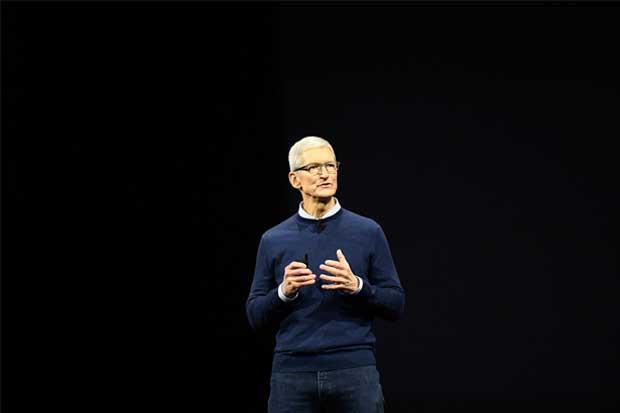 Apple presenta parlante HomePod para competir con Amazon y Google