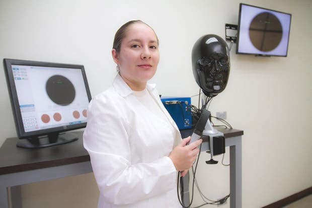 Simulador ayudará a detectar glaucoma y tumores de ojo