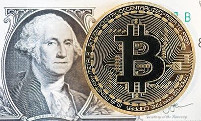 Las monedas digitales hacen que alza de bitcóin parezca tímida