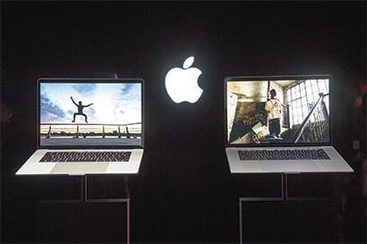 Apple hace las Mac más veloces, apunta a usuarios profesionales