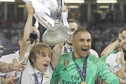 Champions se muda a Kiev