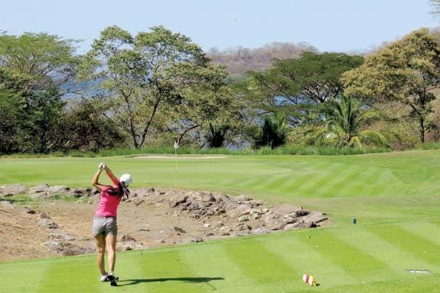 Golf y playa, la combinación ideal