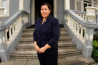 Nombramiento de Vicepresidenta de la Corte contribuye a igualdad