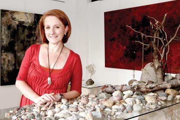 Ariane Garnier expone tras cuatro años de ausencia