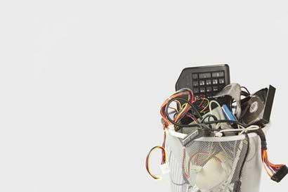 TEC lanza campaña de recolección de residuos electrónicos