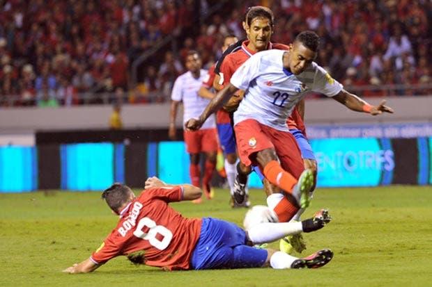 Costa Rica en el zapato de Panamá