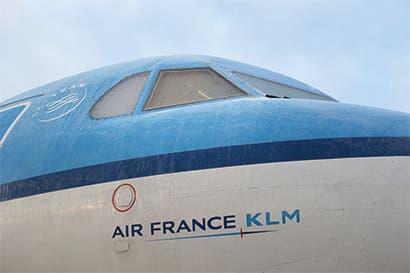 Línea de bajo costo de Air France planea vuelos transatlánticos