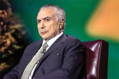 Tribunal tiene en sus manos el destino del Presidente de Brasil