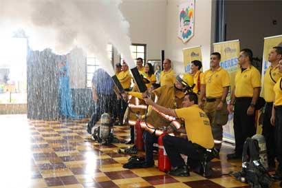 INS lanza programa de prevención de accidentes en escuelas