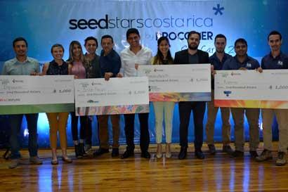 Cuatro empresas de Zona Norte fueron premiadas por Procomer