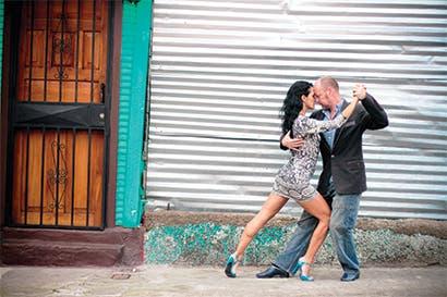 Vida, corazón y tango