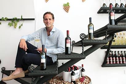 Etiqueta de vinos Guerrieri se expande en el país