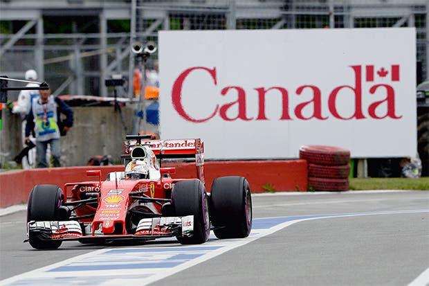 Raikkonen, el más rápido en prácticas del GP de Canadá