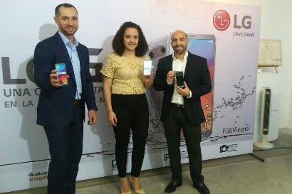 LG coloca nueva línea de celulares