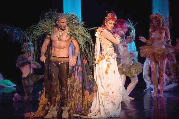 """""""Sueño de una noche de verano"""" se presentará en el Teatro Nacional"""