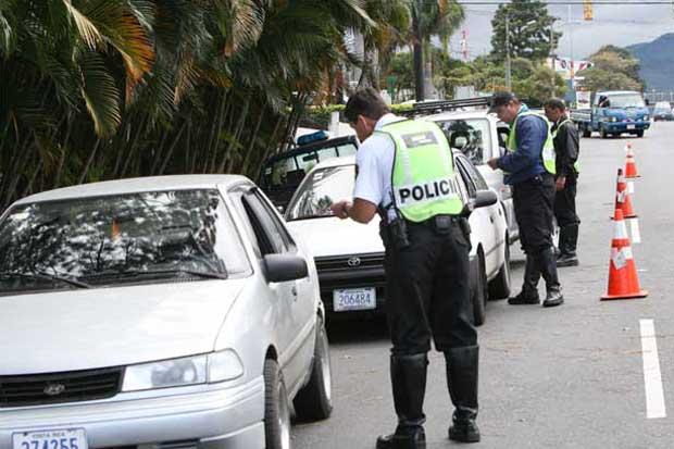 Conozca nuevas multas que contemplará la Ley de Tránsito