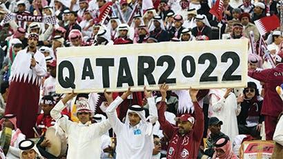 Bloqueo de Arabia Saudita repercute en Copa Mundial de Catar