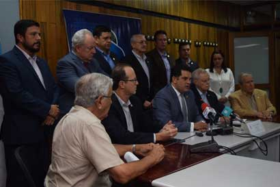 Uccaep se retira de mesa de diálogo sobre IVM