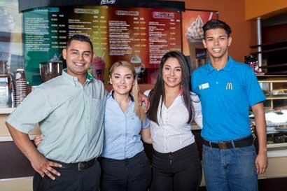 McDonald's realizará feria de empleo en Heredia