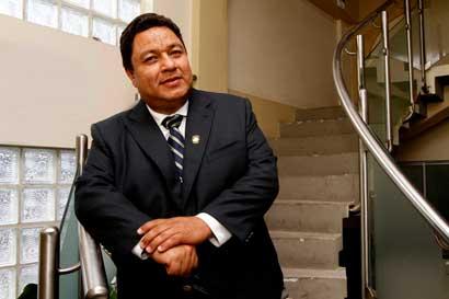 Presidente solicitó renuncia del Ministro de Obras Públicas