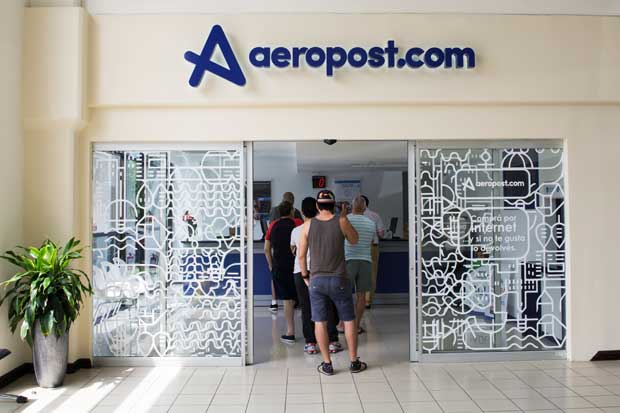 Compras en línea tendrán descuento de $25 en Aeropost