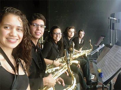 Saxofonistas ticos se presentarán en Colombia