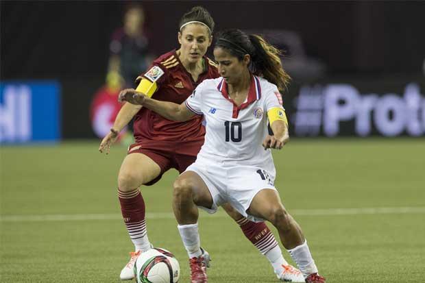 Shirley Cruz será la dedicada en partido contra Trinidad y Tobago