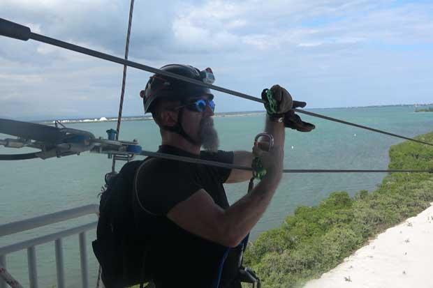 Inventor de canopy no cobraría derecho de uso a operadores