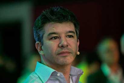 CEO de Uber tomará licencia y tendrá menos funciones