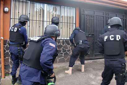 Policía de Control de Drogas busca nuevos agentes