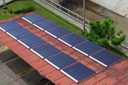 Recope instaló nuevos paneles solares para autoconsumo