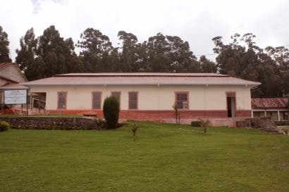 Antigua cocina comedor del Sanatorio Durán será remodelada
