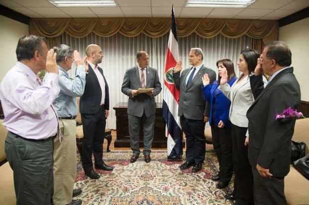 Junta interventora propone reestructuración del Infocoop