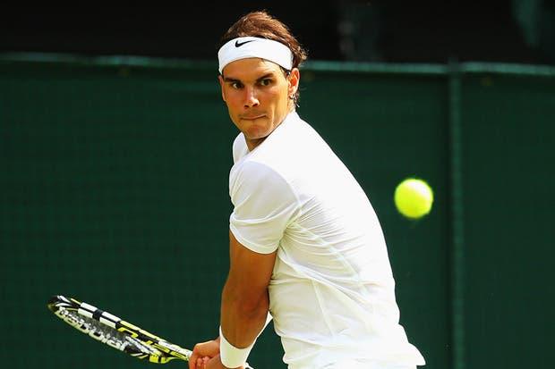 Nadal se guarda para Wimbledon