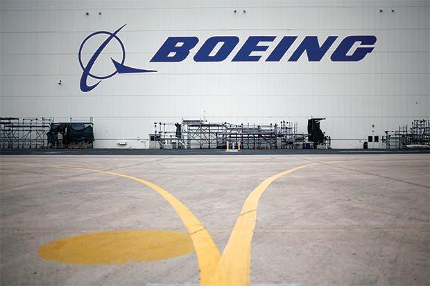 División de defensa de Boeing reordena sus filas jerárquicas