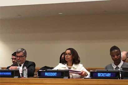 Costa Rica preside segunda sesión sobre armas nucleares en Nueva York